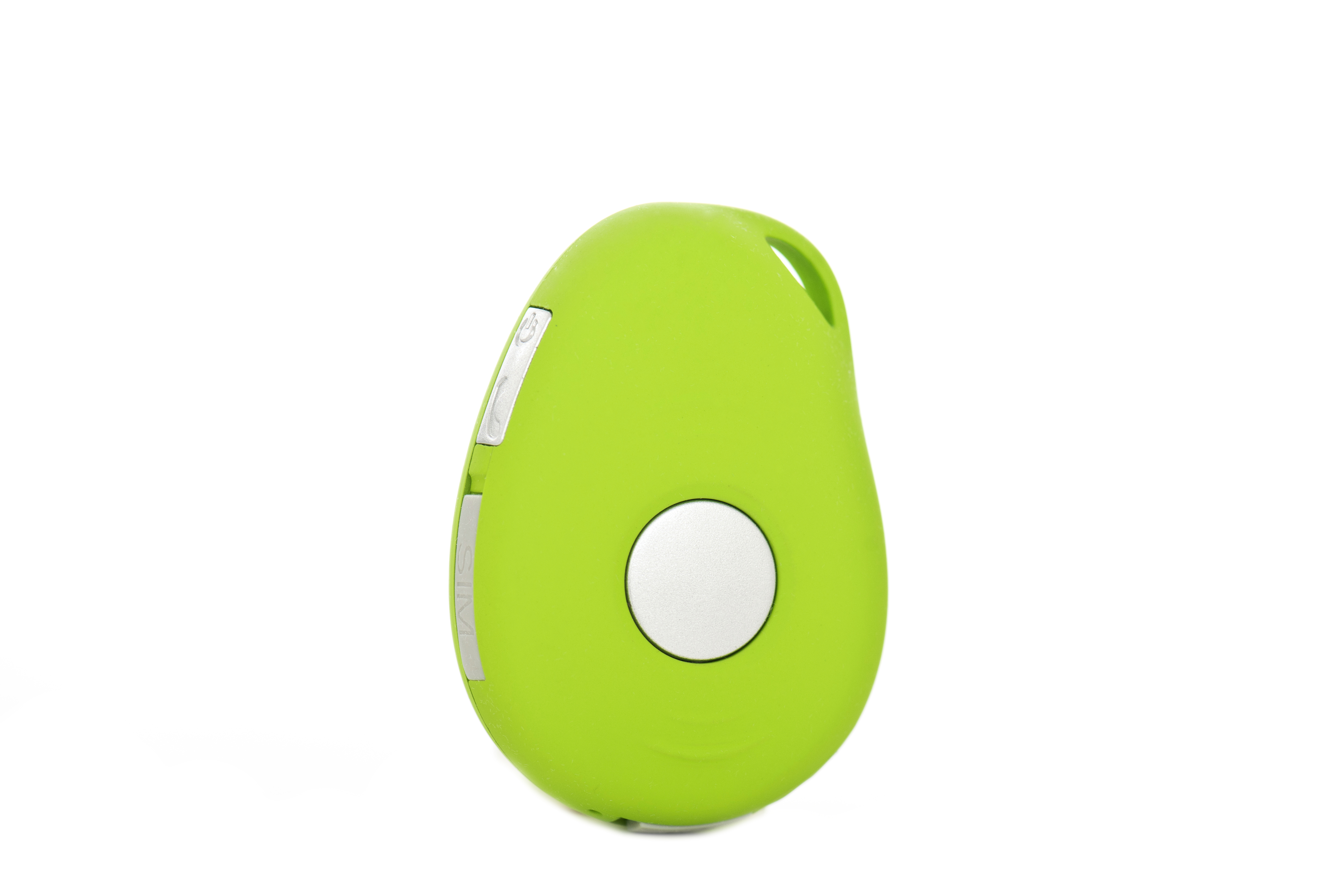 Personlig GPS spårare MiniFinder™ Pico skickar ut ett larm vid misstanke om fallolycka