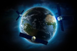 GPS satellit